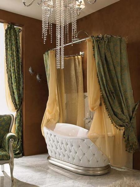 Baños de lujo de Lineatre