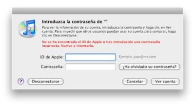 Retira la autorización de iTunes en todos tus ordenadores