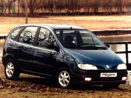 Renault Mégane Scénic (1996)