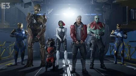Los anuncios de Square Enix en E3 2021: 'Guardianes de la galaxia', el DLC 'War for Wakanda' y algunas remasterizaciones