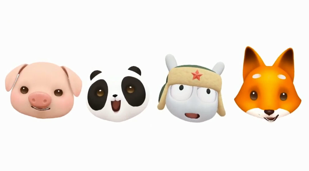 Xiaomi I 8 animado