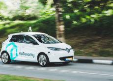 Los taxis autónomos ya son una realidad en Singapur