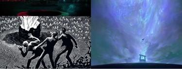 Colores caídos del espacio: los meteoritos de Lovecraft y otras pesadillas del espacio exterior en el cine
