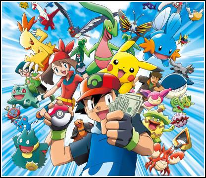 El éxito de 'Pokémon'