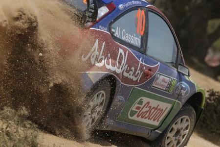 Abu Dhabi al rescate del equipo Citroën