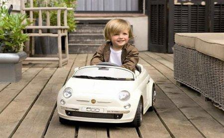 Pon un Fiat 500 en su vida
