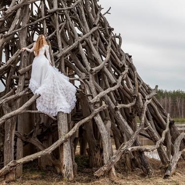 Estos son los nueve estilos de vestidos de novia que querrás poner a prueba en tu gran día