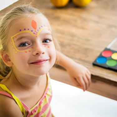 Los 15 mejores maquillajes de Carnaval para niños