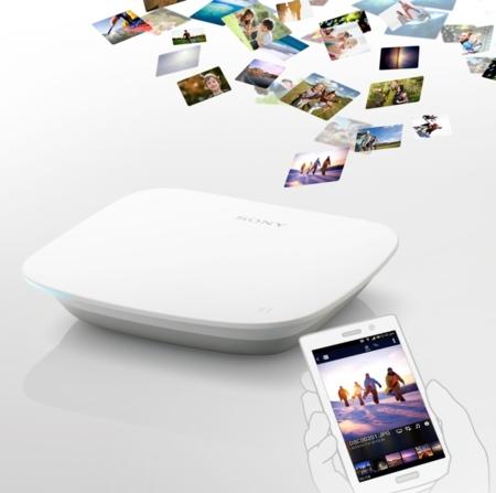 Sony ofrece su Personal Content Station como centro de tu vida digital sin cables