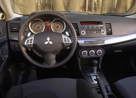 Mitsubishi Lancer 2008 1600 1d
