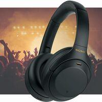 Los auriculares Sony WH-1000XM4 vuelven a ser mucho más baratos en eBay con el cupón PQ12021 de eBay: ahora los tienes a 256,49 euros