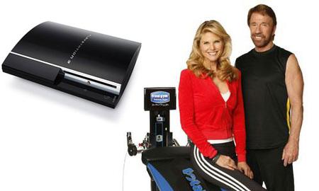 Sony se introduce en el mundo del fitness con un nuevo mando para PS3