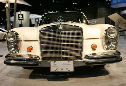 Clásicos en Chicago: 1969 Mercedes-Benz 300SEL 6.3