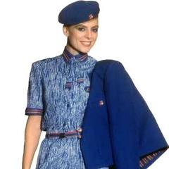 Foto 9 de 11 de la galería historico-sobre-los-outfits-de-la-tripulacion-de-iberia en Trendencias