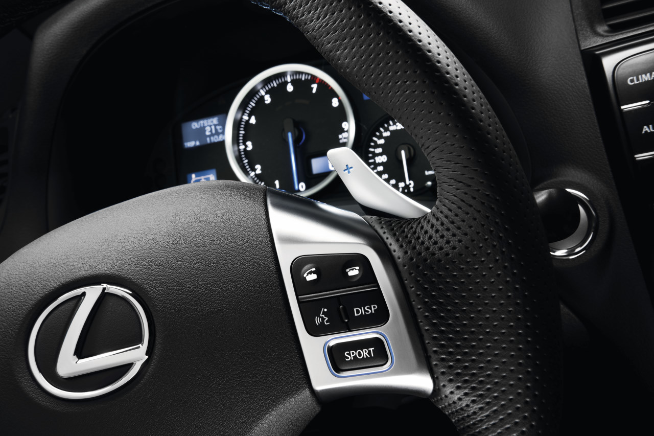 Foto de Lexus IS-F 2011 (8/13)