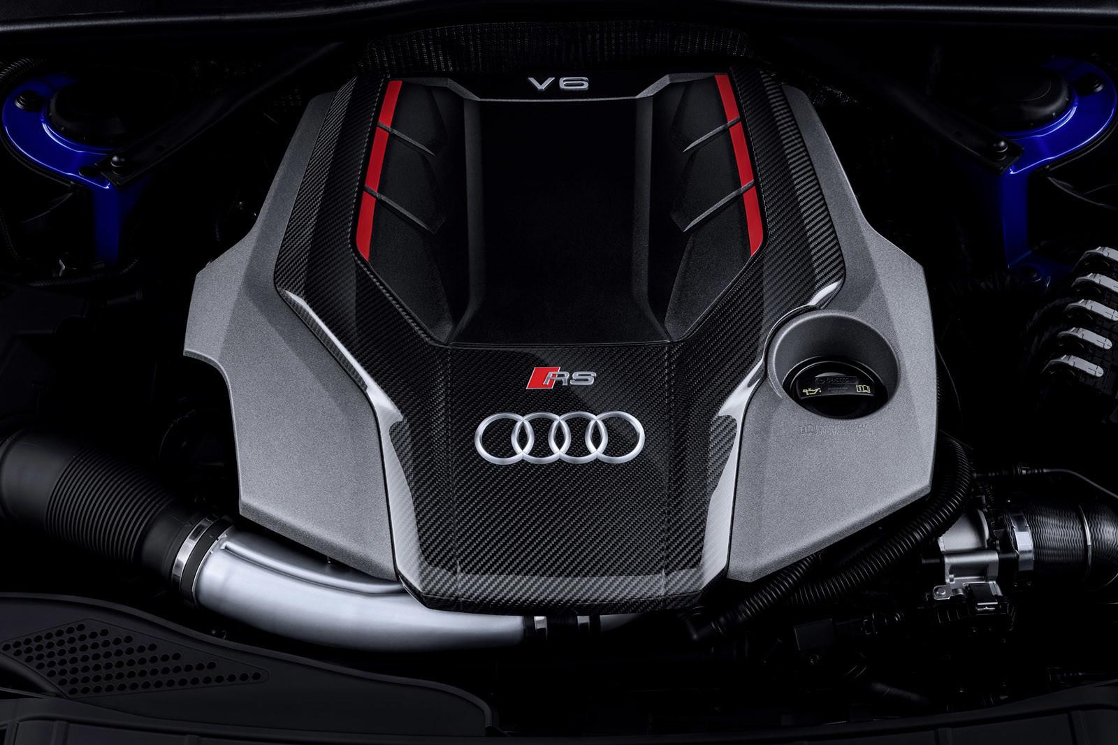 Foto de Audi RS4 Avant 2018 (7/23)