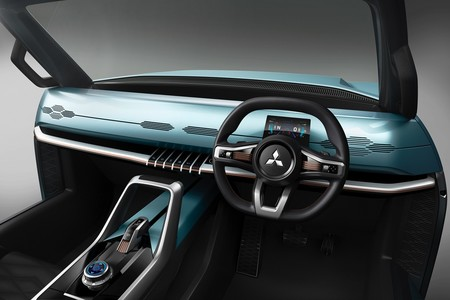 Mitsubishi Mi Tech Concept 6
