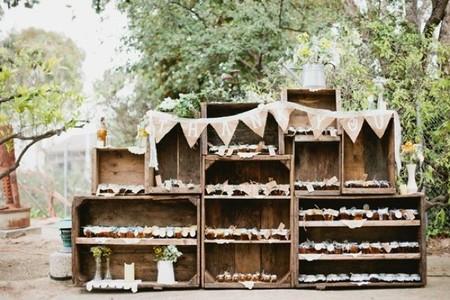 boda reciclaje