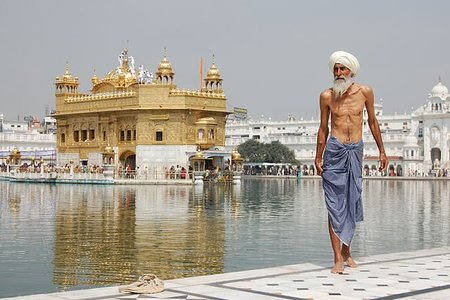 Gandhi, cretinos e impuestos: el problema de la India con la sal