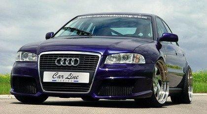 Tuning para renovar los viejos Audi