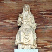 Escultura de Ceres