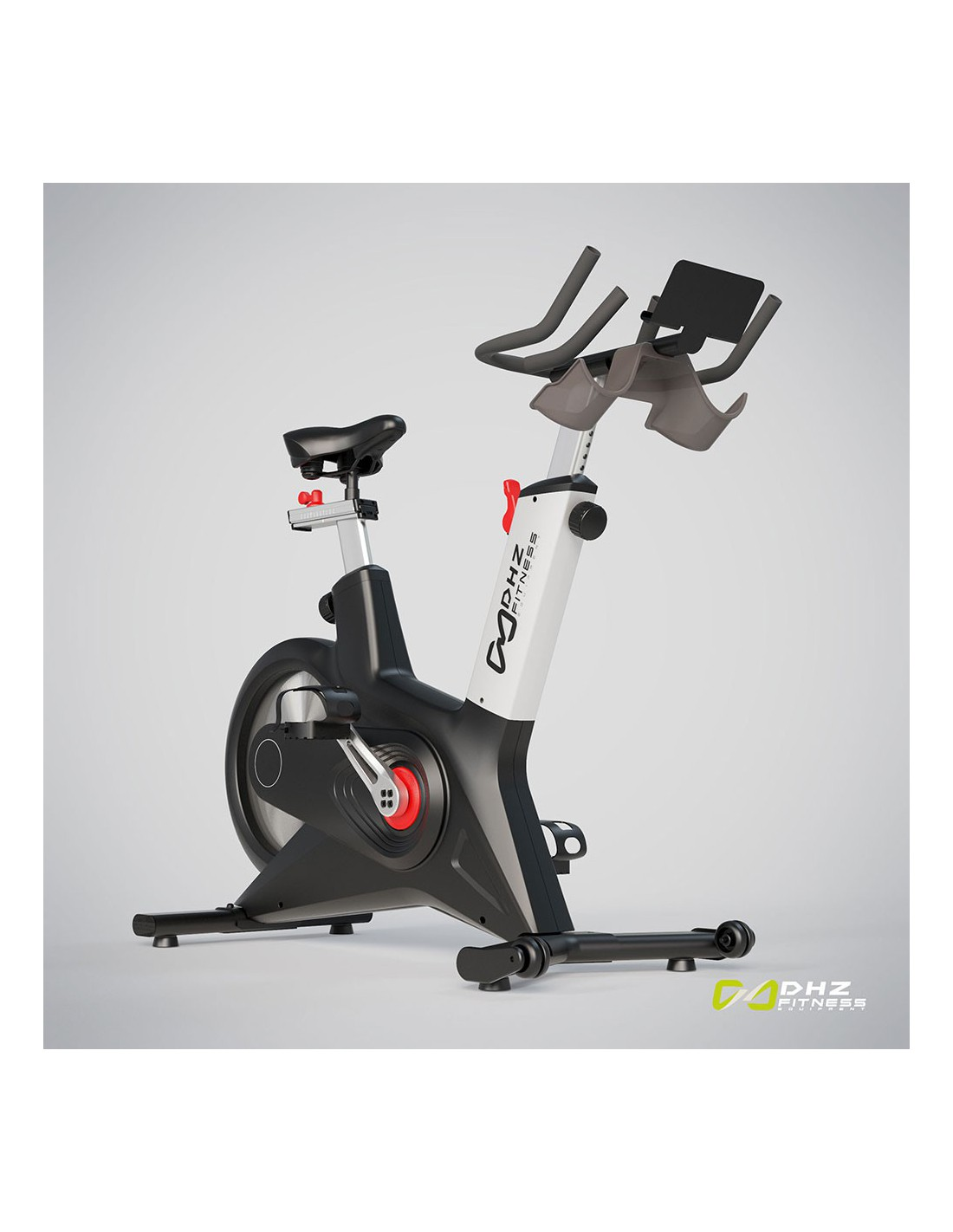 Bicicleta Spinning Profesional Magnética DHZ S300