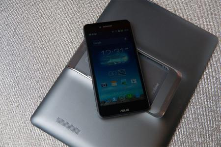 Asus PadFone Infinity se actualiza con mejor procesador, microSD, y más