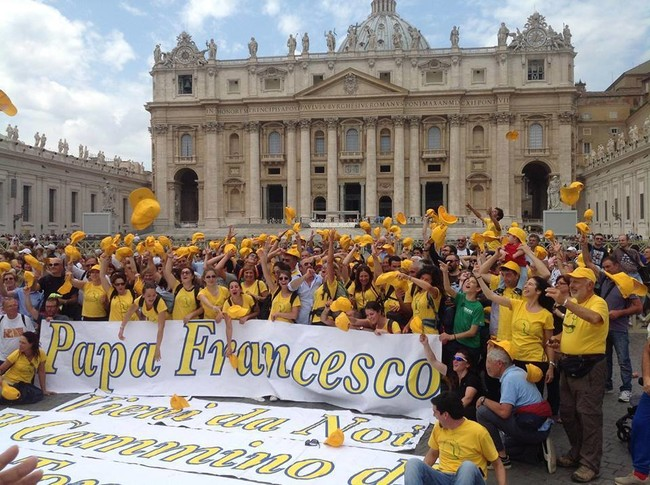 Cammino San Tommaso Roma