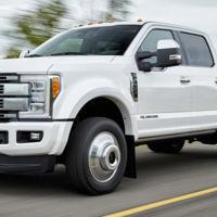 ¿Qué hay más americano que una 2017 Ford F-Series Super Duty?