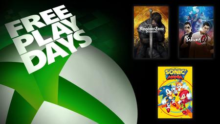 Kingdom Come: Deliverance, Sonic Mania y Yakuza 0 están para jugar gratis en Xbox One con Xbox Live Gold