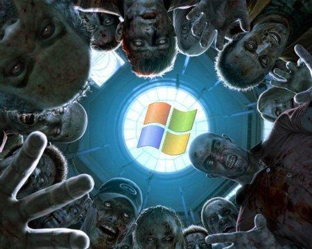 Estos Zombies estan muy vivos