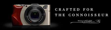 Hasselblad Stellar II, la nueva compacta de lujo y diseño atrevido de Hasselblad