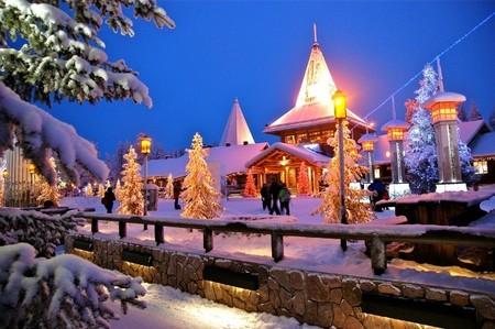 Viaje a Laponia en busca de Papá Noel