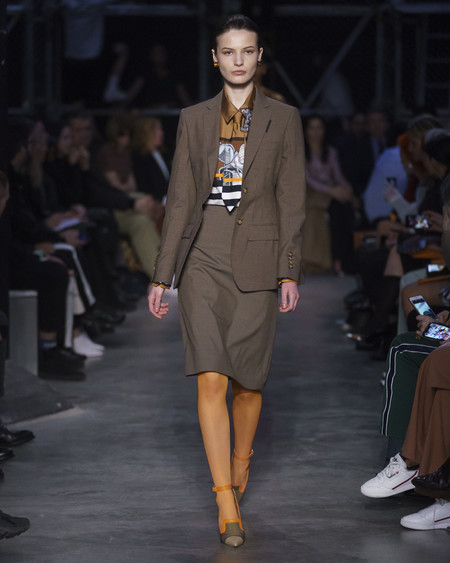 Burberry Autumn Winter 2019 Collection Look 64