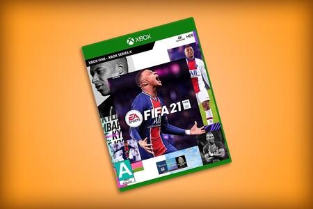 'FIFA 21' para Xbox One en su precio más bajo histórico de Amazon México: 357 pesos y actualización gratuita para Xbox Series X