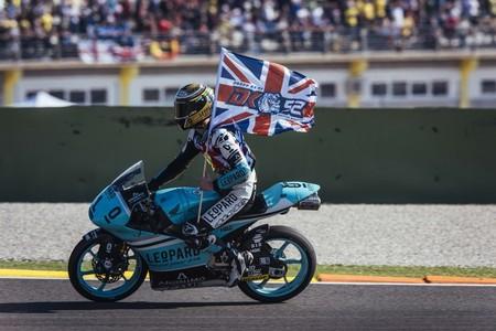Danny Kent Moto3 World Champion 2016