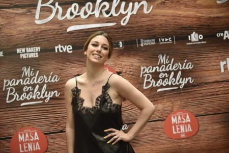 Blanca Suárez 'la panadera' mas sexy de Nueva York