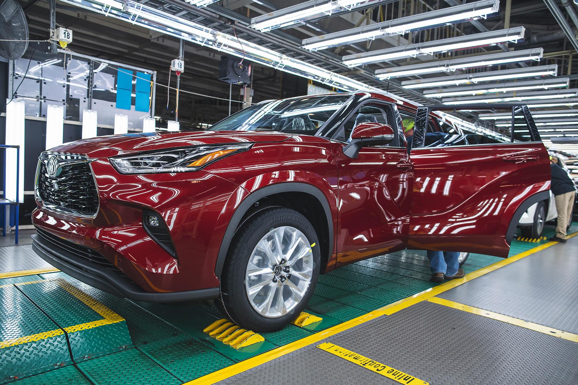 Foto de Toyota invierte 700 mdd (1/7)