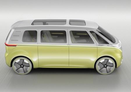Volkswagen Id Buzz Concept 2017 1280 23