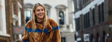 Siete abrigos de pelo de H&M y El Corte Inglés tan suaves como un peluche con los que no pasarás ni pizca de frío este invierno