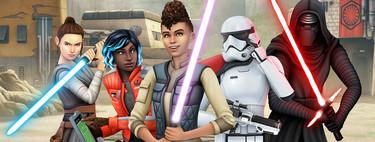 Siete años después, así es como EA está usando la licencia de Star Wars