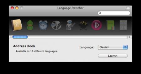 Language Switcher, ejecuta aplicaciones en otro idioma