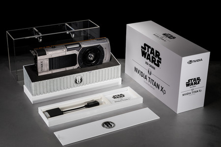 Nvidia Geforce Titan Xp Star Wars Collectors Edition Jedi Order Packaging Photo 002