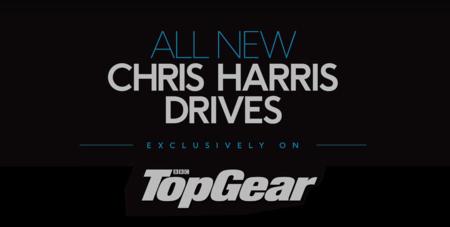 Tendremos más Chris Harris en Top Gear con pruebas más detalladas en video