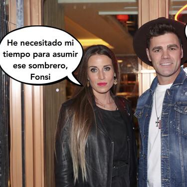 Fonsi Nieto y Marta Castro dan la bienvenida a su primer hijo (Hugo) una semana después de su nacimiento