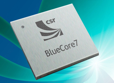 CSR combina Bluetooth low energy, GPS y Radio en un chip