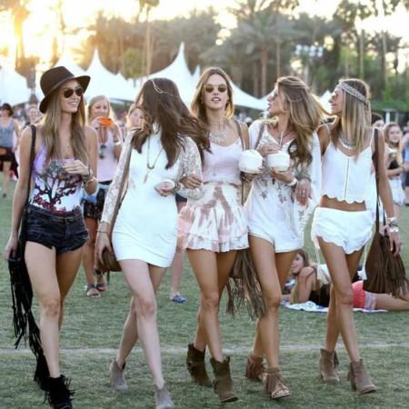 Looks para ir a festivales este verano