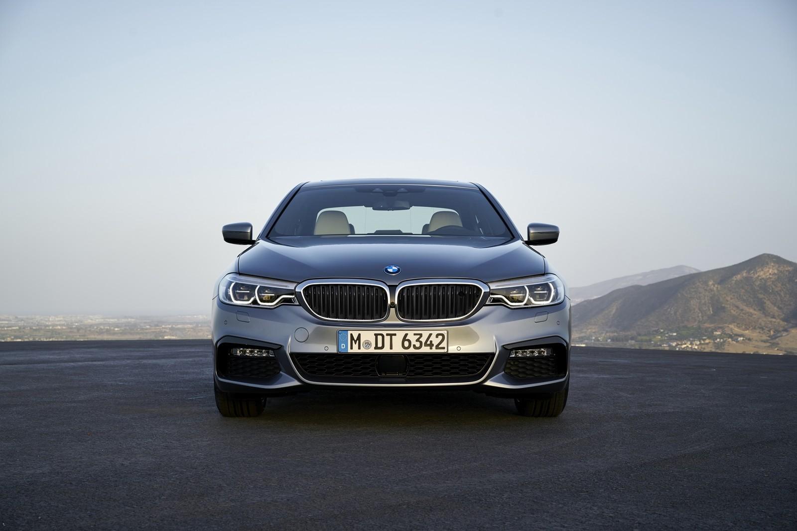 Foto de BMW Serie 5 2017 (49/134)