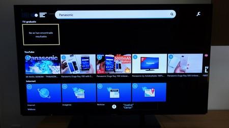 Voz My Home Screen