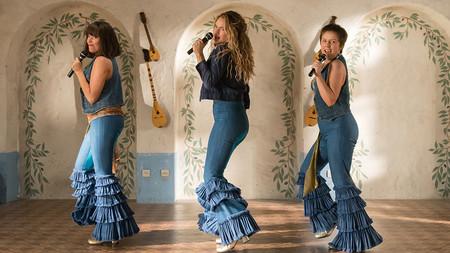 Escena Mamma Mia Una Y Otra Vez